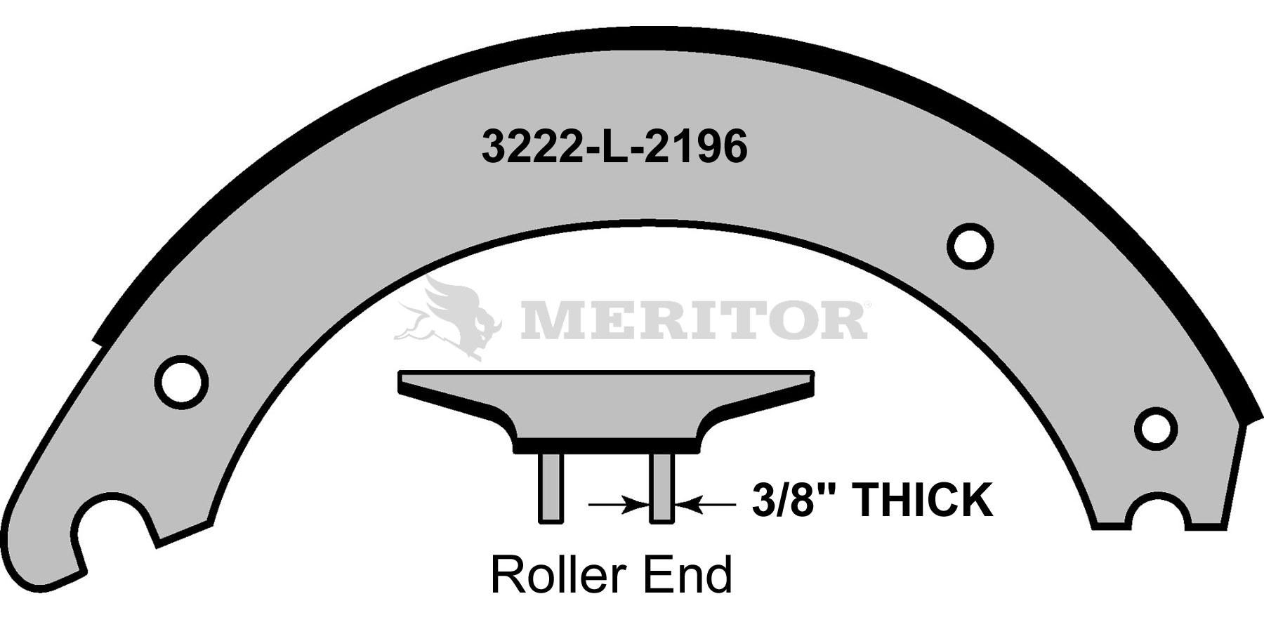 Meritor Steer Axle Parts Catalog : Sr qpr