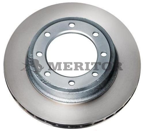 Meritor Steer Axle Parts Catalog : Rotors meritor na